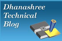 Dhanashree Technical Blog